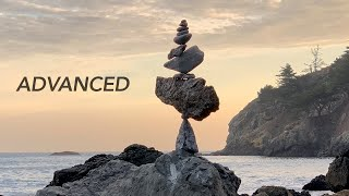 Advanced Rock Balancing Meditation Art Lesson with Travis Ruskus