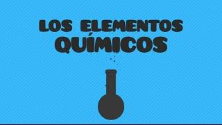 Química: Los elementos químicos