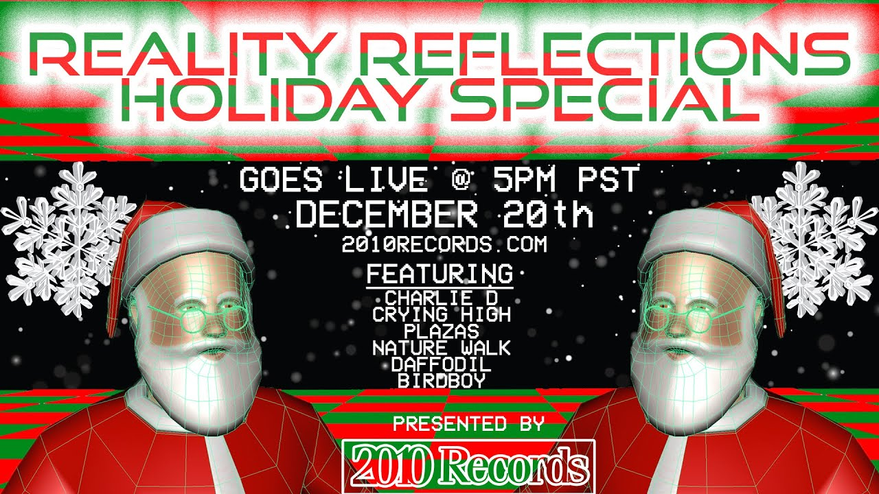 Reality Reflections Holiday Special | Virtual Concert Series