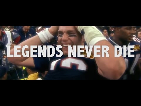 Legends Never Die – Patriots Hype Video 2016-2017
