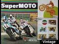 Album Panini Supermoto Et Miniatures Motos Vintage