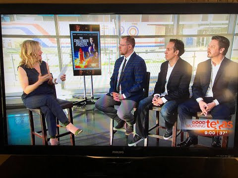 The Challenger Disaster On Good Morning Texas