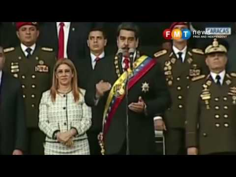 Mysterious rebel group claims Maduro 'assassination' attempt