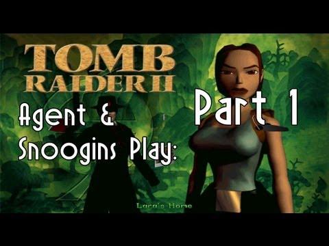 Tomb Raider 2: Nostalgia and Triangular Breasts