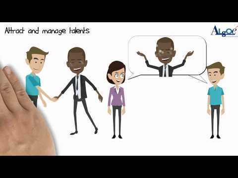 Attract and manage talents