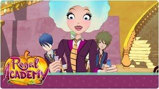 Королевская Академия | Серия 5 - Сказочная Свадьба (видео)