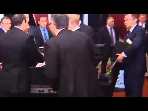 News Today 12 02 2015.Putin gifts Kalashnikov to Egypt president al Sisi