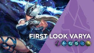 Vainglory - First Look: Varya (PBE)