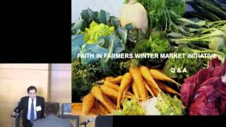 2013 Penn PPC Finals: Faith in Farmers Presentation
