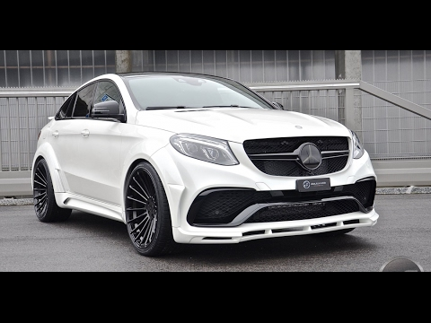 Mercedes Benz Gle Coupe >> (2017) Mercedes Benz GLE custom by Hamann - YouTube