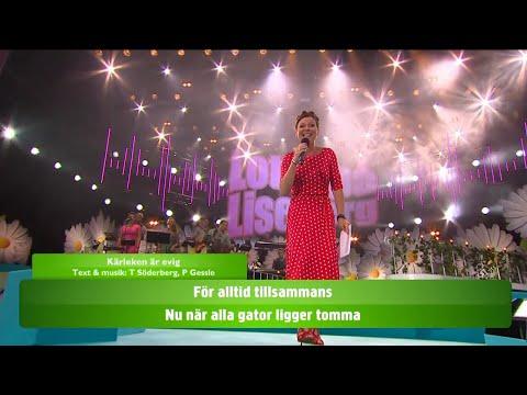 Allsång: Kärleken är evig - Lotta på Liseberg (TV4)