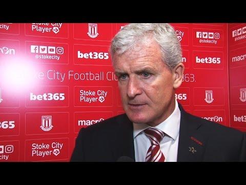 Liverpool Defeat Hard To Take: Mark Hughes