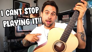 Find out why this is THE BEST guitar for beginners. Taylor Guitars : Academy 12e-N Concert Grand