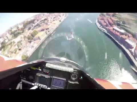 Red Bull air race  inside