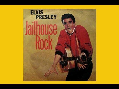 Jailhouse Rock - Piano Solo
