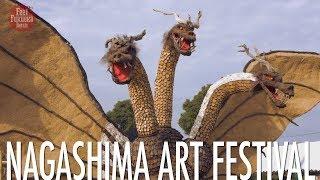 Nagashima Art Festival in Kagoshima!