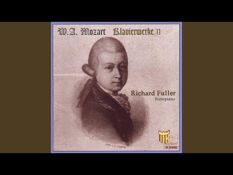 Sonata F major, KV 332, Allegro assai