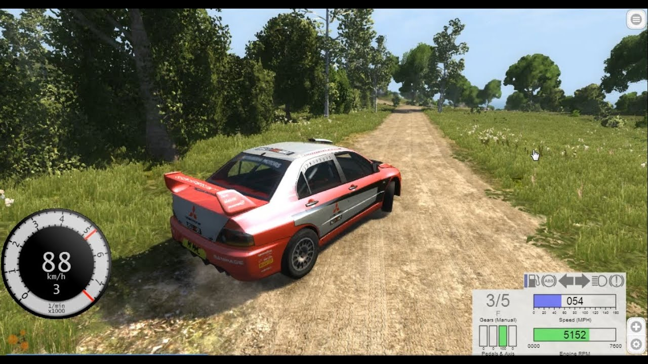 BeamNG drive [Ultimate Rally Driving,Action,Crash and Real Sound ...