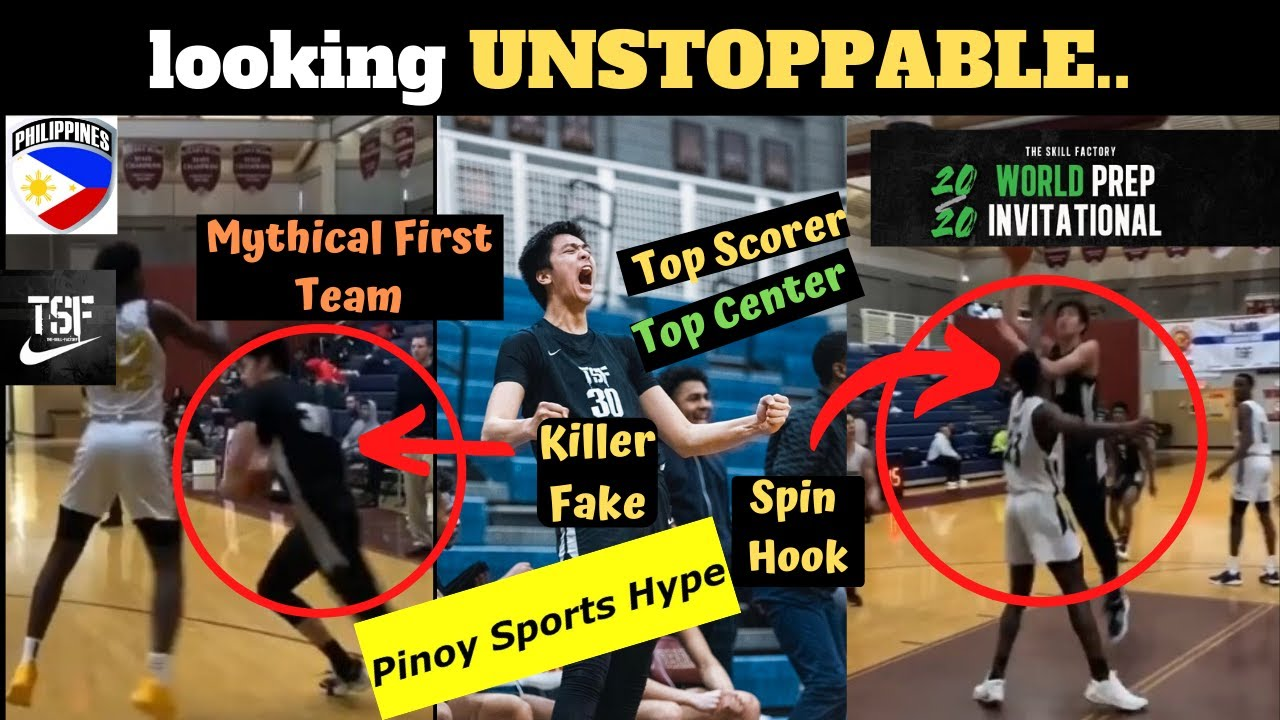 KAI SOTTO LOOKING UNSTOPPABLE IN 2020 TSF WORLD PREP INVITATIONAL