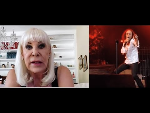 Wendy Dio says they may restart the DIO hologram tour in 2022 .. interview posted