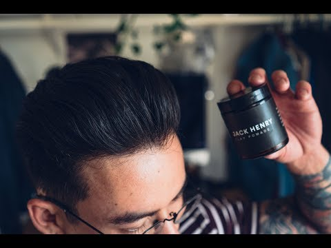 Jack Henry Co | Clay Pomade | Review - Simple Clay for a Simple Guy