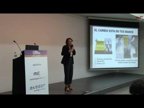 Retail Marketing Forum 2016: Julie Droulers (The Body Shop)