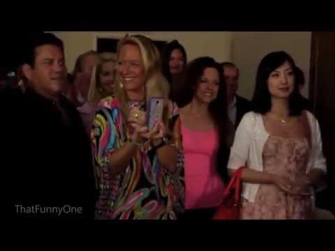 Jennifer Murphy Sings Racist Ninja Song In Front Of Asian Woman