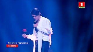 """Сегодня состоится вторая индивидуальная репетиция Беларуси на """"Евровидении"""""""