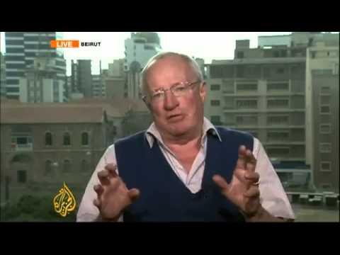 Complete News   Robert Fisk talks to Al Jazeera about latests developments in Syria