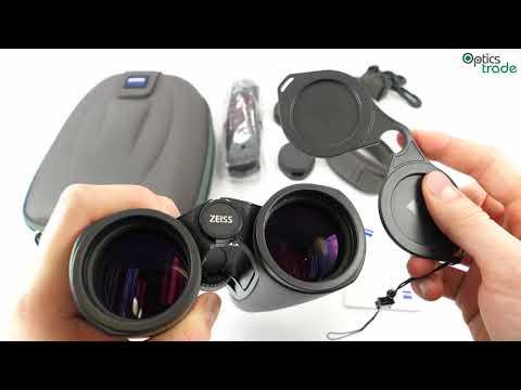 Zeiss Victory SF 10x42 Binoculars Review
