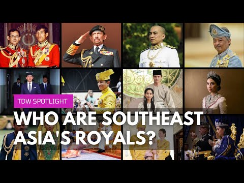 Royal Families of Southeast Asia