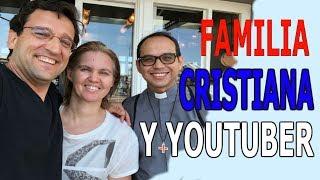 Familia cristiana y ютубr: FamilyMan | Entrevista Familia Lorenzo Limón