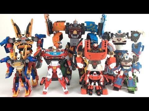 Mainan Tobot Z Toys Tritan Deltatron Giga Seven Robot Transformers