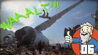 """EPIC PLANE CRASH SITE!!!"" Fallout 4 Part 6 - 1080p HD PC Gameplay Walkthrough"