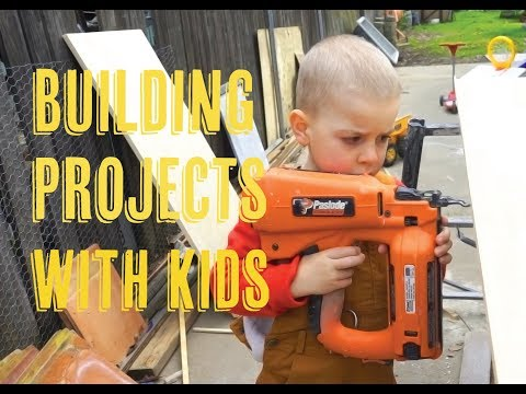 woodworking-projects-for-kids-|-what-is-the-3-year-old-building?-|-episode-3