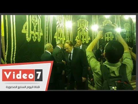 نجوم الفن ووزيرة الثقافة فى عزاء المخرج سمير خفاجى  - نشر قبل 17 ساعة