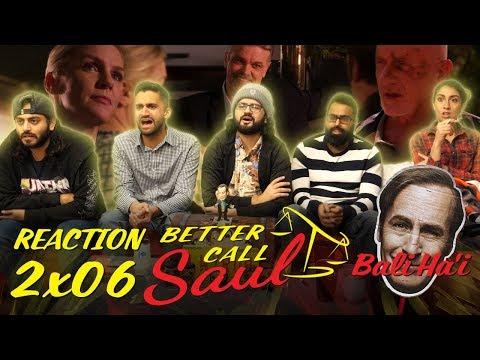 Better Call Saul - 2x6 Bali Ha'i - Group Reaction