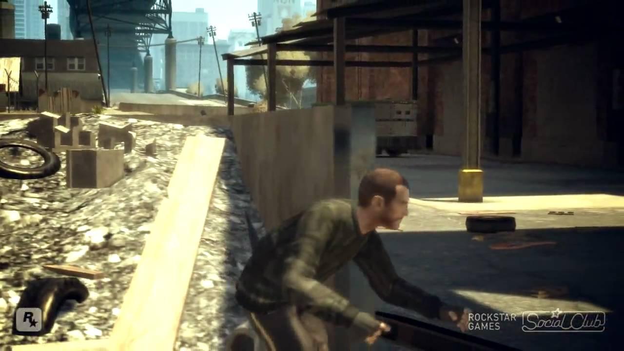 Lluvioso Firmar para justificar  GTA IV - The Story of Niko Bellic. HD-720p. - YouTube