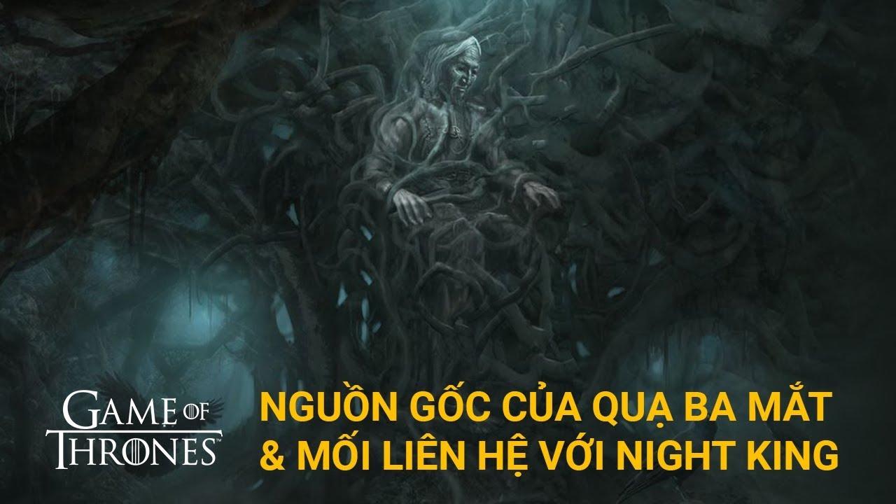 Game of Thrones: Mối liên hệ của quạ 3 mắt và Bran Stark