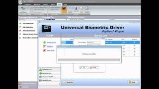 How to set up a biometric time clock for PayPunch Time and Attendance System