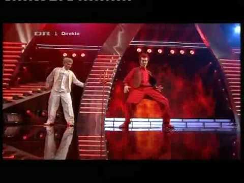 cool dancing (GooD vs EviL)