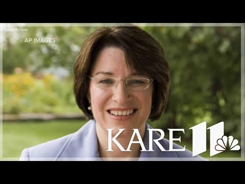 Chuck Todd answers questions about Sen. Klobuchar