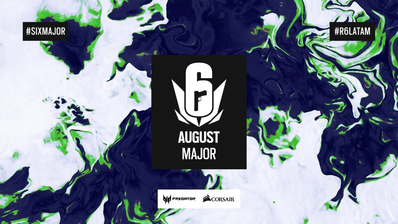 R6 August Major 2020 - LATAM DAY 2 - MX GRAND FINAL
