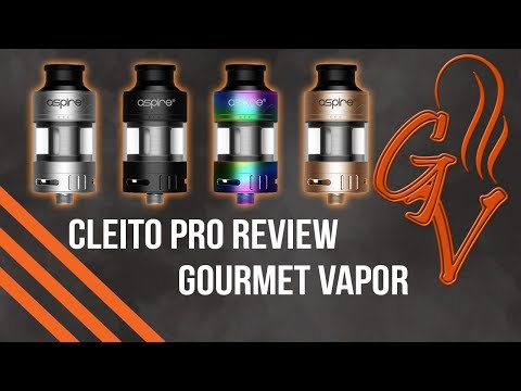 Cleito Pro Tank Review