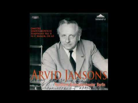 Shostakovich - Symphony No.8 (Berlin RSO - Arvid Jansons)