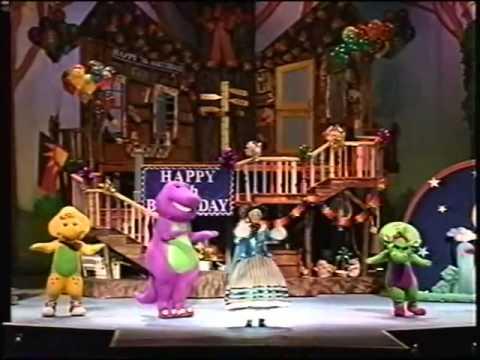 Barney Big Surprise Part 7