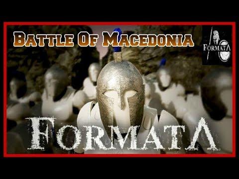 Battle Of Macedonia - Formata