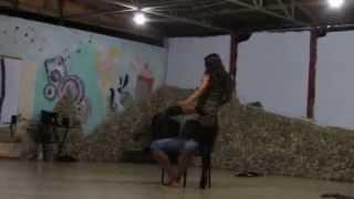 Приват танец от Остроуховой Ольги, стриптиз для любимого мужа.