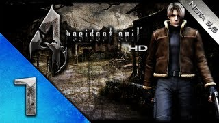 "Resident Evil 4 - Xbox360 -  Detonado - ""Surprise Motherfuckers"" Parte 1 HD"