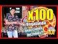¡¡REGALANDO 100 PIZZAS EN VENEZUELA!! 🇻🇪 *Increíbles reacciones* 😱